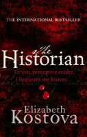 The Historian:Book by Author-Elizabeth Kostova