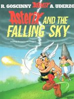 Asterix and the Falling Sky: Book by Goscinny , Uderzo