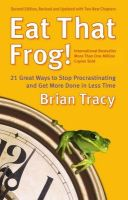 EAT THAT FROG (English) (Paperback): Book by Brian Tracy