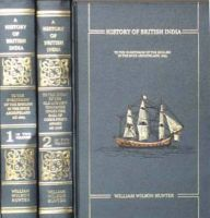 History of British India - 2 Vols. : Book by W. W. Hunte