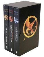 The Hunger Games Trilogy Boxset: Book by Suzanne Collins