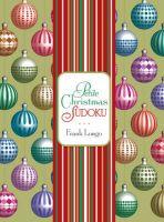 Portable Puzzles - Petite Christmas Sudoku: Book by Frank Longo