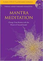Mantra Meditation (With CD) (English): Book by Thomas Ashley-Farrand (Namadeva)