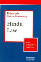 Concise Commentary  - Hindu Law: Book by Editors