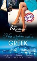 Hot Nights With a Greek: Book by Michelle Reid, Sarah Morgan, Natalie Rivers