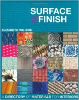 Surface and Finish: Book by Elizabeth Wilhide
