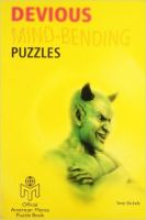 Devious Mind Bending Puzzles: Book by Terry Stickles