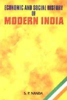 Economic and Social History of Modern India (1757-1947): Book by Siba Prasad Nanda
