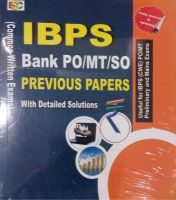 Previous Papers IBPS (Common Written Exams) For Bank PO/MT: Book by K. Kundan