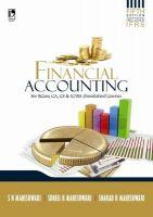 Financial Accounting, 5/e PB: Book by Maheshwari S