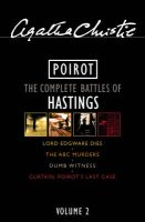 Poirot: Complete Battle Of Hastings Vol.2:Book by Author-Agatha Christie