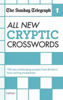 The Sunday Telegraph: All New Cryptic Crosswords: Book by Telegraph Media Group