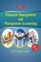 Financial Management and Management Accounting: Book by CA. C. Rama Gopal