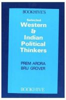 WESTREN&POL.THINKERS 01 Edition (Paperback): Book by Prem Arora , Brij Grover