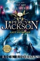 Percy Jackson and the Last Olympian:Book by Author-Rick Riordan