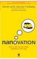 NANOVATION:Book by Author-Kevin Freiberg , Dain Dunston , Jackie Freiberg