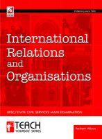 13.34-International Relations & Organizations: Book by Prashant Atkan