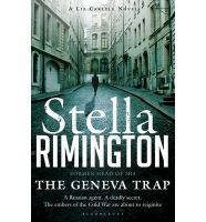 The Geneva Trap: A Liz Carlyle Novel: Book by Stella Rimington