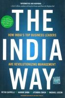 The India Way (Paperback) (English)