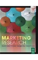 Marketing Research: Book by David A. Aaker