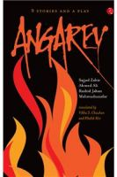 Angarey: Nine Stories and a Play: Book by Vibha S. Chauhan , Khalid Alvi