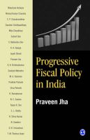 Progressive Fiscal Policy in India: Book by Praveen K. Jha