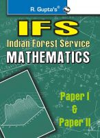 UPSC-IFS Exam: Mathematics (Paper I & II) Main Examination Guide: Book by RPH Editorial Board