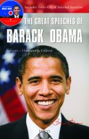 The Great Speeches Of Barack Obama:Book by Author-Maureen Harrison , Steve Gilbert