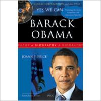 Barack Obama (With Dvd):Book by Author-Joann F. Price
