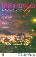 Maximum City: Book by Suketu Mehta