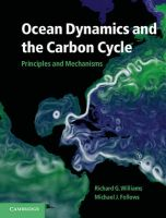 Ocean Dynamics and the Carbon Cycle: Book by Richard G. Williams, Michael J. Follows