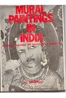Mural Paintings in India of the New Testament: Book by Nagpall