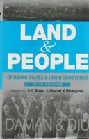 Land And People of Indian States & Union Territories (Daman & Diu), Vol-33rd: Book by Ed. S. C.Bhatt & Gopal K Bhargava
