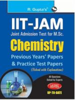 IIT-JAM - M.Sc. (Chemistry) Previous Years Papers (Solved): Book by RPH Editorial Board