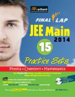 Final Lap - JEE Main 2014 15 Practice Sets (Physics|Chemistry|Mathematics): Book by Arihant Experts