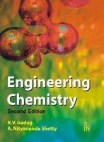 Engineering Chemistry: Book by R.V. Gadag