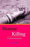 Honour Killing A Global Perspective : A Global Perspective (English): Book by Azad Kumar Singh
