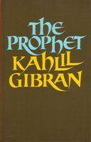 Prophet: Book by Kahlil Gibran