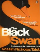 The Black Swan: The Impact of the Highly Improbable:Book by Author-Nassim Nicholas Taleb