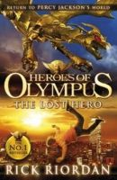 The Lost Hero:Book by Author-Rick Riordan