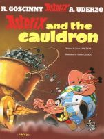 Asterix and the Cauldron: Book by Goscinny , Uderzo