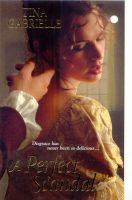 A Perfect Scandal: Book by Tina Gabrielle
