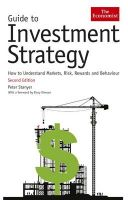 Guide to Investment Strategy:Book by Author-Peter Stanyer