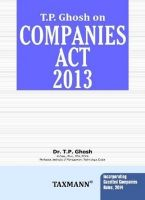 Companies Act 2013: Book by Dr.T.P.Ghosh