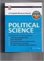 Political Science: Book by Dr.H.K.Singh