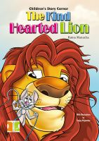 Children's Story Corner: The Kind Hearted Lion: Book by Ratna Manucha