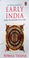 Penguin History Of Early India: Book by Romila Thapar