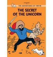 The Adventures of Tintin : The Secret of the Unicorn: Book by HERGE