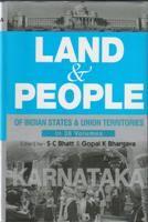 Land And People of Indian States & Union Territories (Karnataka), Vol-13th: Book by Ed. S. C.Bhatt & Gopal K Bhargava
