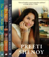 Preeti Shenoy Box Set (English): Book by Preeti Shenoy